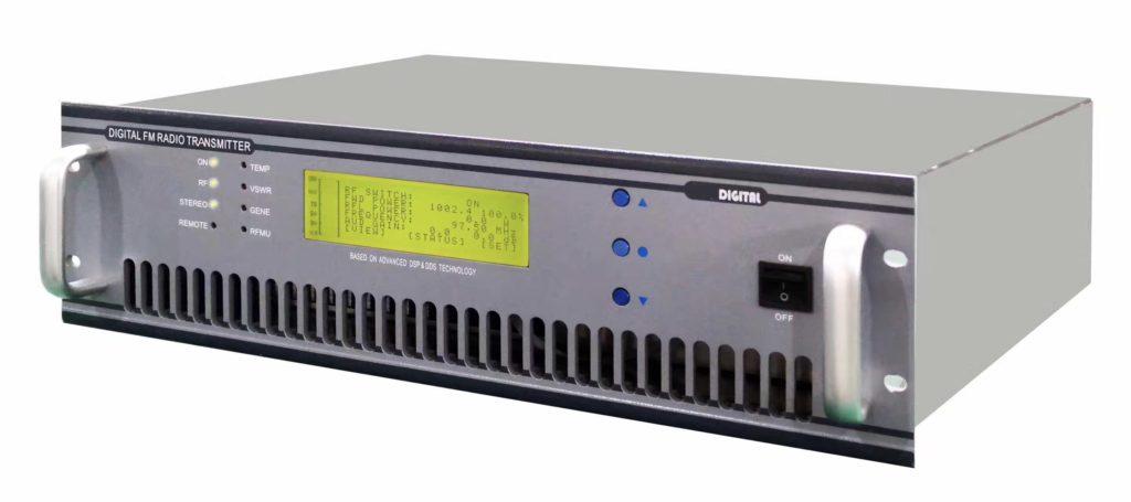 500W-1000W FM transmitter – SHANGHAI TENG GUANG BROADCASTING